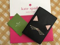 Kate Spade★Imogene Jazz Things Up★猫のパスポートケース