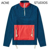入手困難!! ACNE STUDIOS FARAZ PATCH FLEECE JACKETジャケット