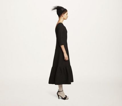 MARC JACOBS ワンピース 【MARC JACOBS】人気 WOOL CREPE DRESS★(3)