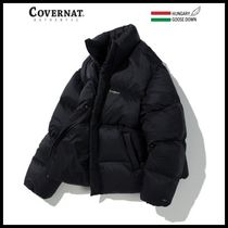 ☆COVERNAT☆ 19A/W HUNGARY GOOSE DOWN 007 SHORT PUFFER