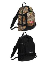 19AW Supreme Backpack バックパック Cordura nylon