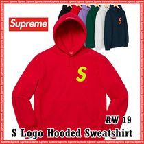 Supreme S Logo Hooded Sweatshirt AW 19 FW 19 WEEK 2