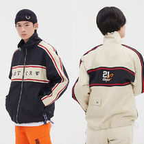 ★ROMANTIC CROWN★韓国 ジャケット 21C BOYS RACING JACKET 2色