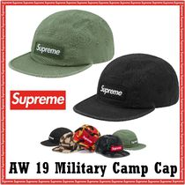 Supreme  Military Camp Cap AW 19 FW 19 WEEK 2