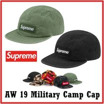 Supreme(シュプリーム) キャップ Supreme  Military Camp Cap AW 19 FW 19 WEEK 2