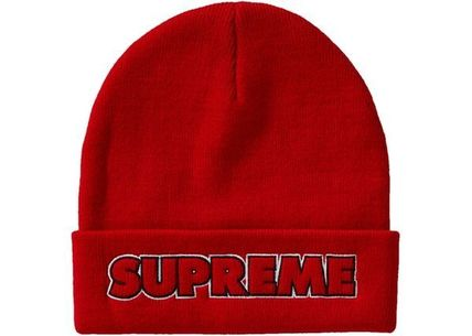 Supreme ニットキャップ・ビーニー Supreme  Outline Beanie AW 19 FW 19 WEEK 2(2)