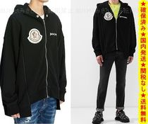 size S-L 確保済 関税無 国内発送MONCLER PALM ANGELSスウェット
