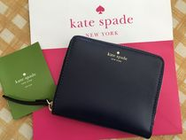即発★Kate Spad★Darci Wright Place★2つ折り財布★Sapphaire