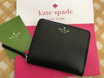 即発★Kate Spad★Darci Wright Place★2つ折り財布★Black