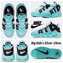 "Big Kids' ナイキ☆ Nike  Air More Uptempo QS ""大人もok"""