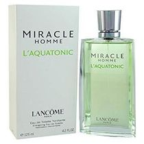 ☆ランコム香水☆Miracle Homme L'Aquatonic EDT SP 125ml