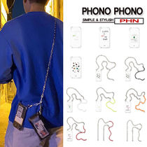 [PHONO PHONO]  YOUNG&WILD CHAIN スマホケース/ iPhone case