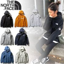【THE NORTH FACE】SQUARE LOGO HOODIE メンズ