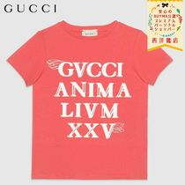 【正規品保証】GUCCI★19/20秋冬★KID´S MANAGERIE T-SHIRT