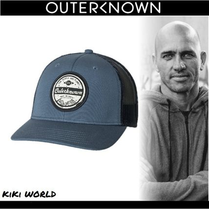 【OUTER KNOWN】 Made On Earth Trucker キャップ