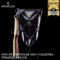累積売上総額第1位!MONCLER GENIUS★1952★TWISTED POUCH_BLK
