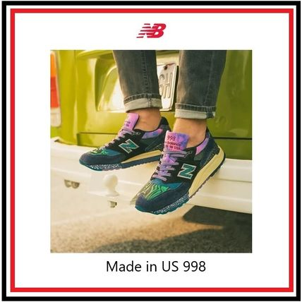 NEW BALANCE MADE IN US 998