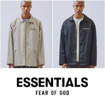 【FEAR OF GOD】Essentials Coach Jacket ジャケット