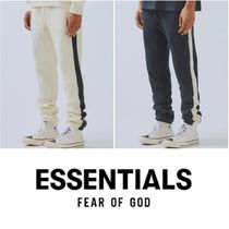 【FEAR OF GOD】Essentials Side Stripe Sweatpants スウェット