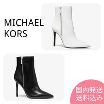 New☆MICHAEL KORSマイケルコース☆Keke Leather Ankle Boot