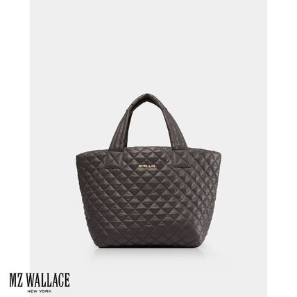 US発!MZ WALLACE★超軽量!大人気メトロトートSmall Metro Tote