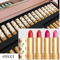 【GUCCI】シアーリップ☆Rouge a Levres Voile Lipstick 全18色