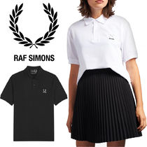 【FRED PERRY】RAF SIMONS コラボ☆スリムフィット ポロシャツ