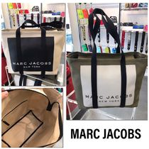 MARC JACOBS(マークジェイコブス) トートバッグ 大人気!!SALE!!【Marc Jacobs】カマラ トート★ロゴ★男女兼用