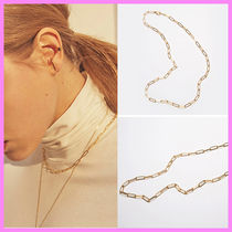 【Hei】Square chain necklace〜チェーンネックレス★日本未入荷