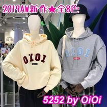 2019AW新作【5252 by OiOi】2019 SIGNATURE HOODIE 全8色 追跡付
