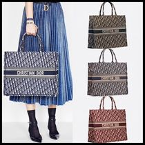 19AW【送料無料】人気☆Dior Book Tote バッグ