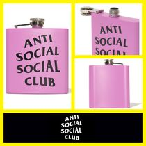 *Anti Social Social Club Logo Flask
