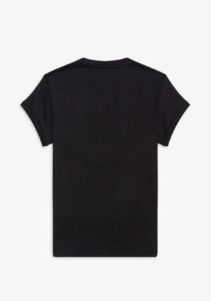 FRED PERRY Tシャツ・カットソー フレッドペリー SG7114 102 WOMEN AMY WINEHOUSE HEART DETAIL T(5)