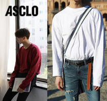 ASCLO PERFECT long sleeve T-SHIRT  s643
