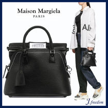 安心!関税送料込!★Maison Margiela★5AC Mini Bag 2way★