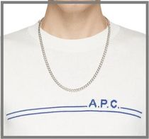 A.P.C. ★ シルバー ★ チェーン ★ネックレス