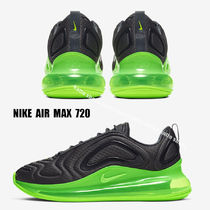 NIKE★AIR MAX 720★ANTHRACITE/ELECTRIC GREEN