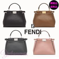 FENDI  新作SELLERIA PEEKABOO ICONIC MINI