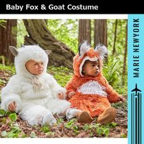 【国内未発売】Baby Fox & Goat Costume