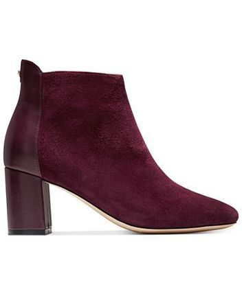 Cole Haan ショートブーツ・ブーティ Sale★【Cole Haan】ブーティー★Nella Booties(3)