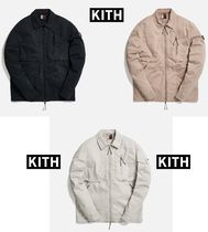 ☆海外正規品 送料無料☆KITH PIGMENT DYED TECH JACKET 3color