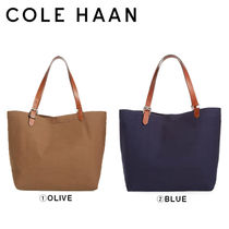 【Cole Haan】☆人気☆Summer Friday Canvas Tote