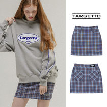 TARGETTO正規品★19AW★TGTチェックスカート