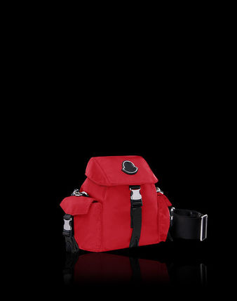 MONCLER バックパック・リュック 安心の直営店購入&関税込★モンクレール★MINI DAUPHINE(8)