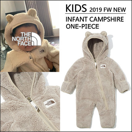 THE NORTH FACE◆ベイビー◆INFANT CAMPSHIRE ONE-PIECE◆