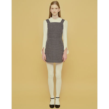 Margarin Fingers ワンピース ★Margarin Fingers★韓国 ワンピース DOUBLE RIBBON ONE PIECE(5)