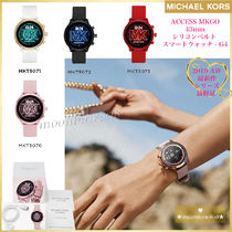 【'19最新】Michael Kors ACCESS MKGO 43mm スマートウォッチ G4