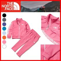 【THE NORTH FACE】KIDS K'S BASIC WARM EX TRAINING SET 2★8色