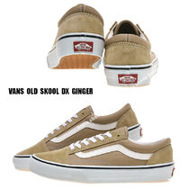 VANS★OLD SKOOL DX★レトロ★GINGER★兼用