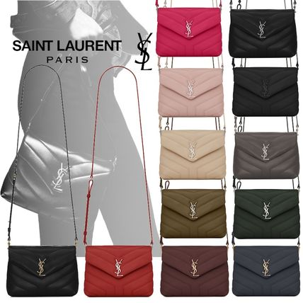 ★Saint Laurent★大人気♪カメラバッグ LOULOU TOY BAG 2WAY